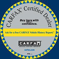 CARFAX Certified Dealer