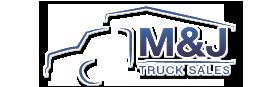 M & J Truck Sales Inc Logo