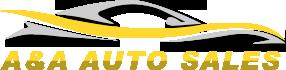 A & A Auto Sales Logo