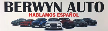 Berwyn Auto Logo