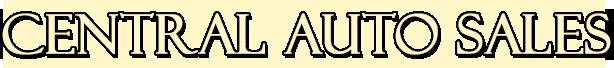 Central Auto Sales Logo