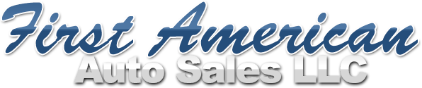 First American Auto Sales LLC Logo