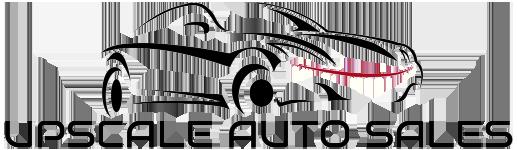 Upscale Auto Sales Logo