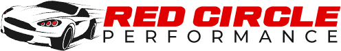 Red Circle Performance Logo