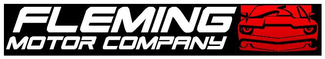 Fleming Motor Company Logo