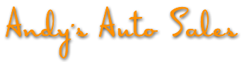 Andy's Auto Sales Logo