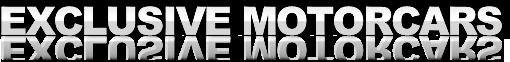 Exclusive Motorcars Logo