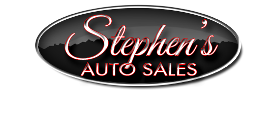 Stephen's Auto Sales Logo