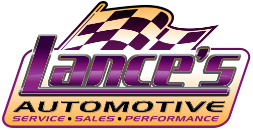 Lance's Automotive Logo