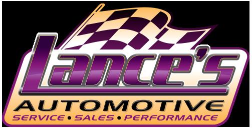 Lance's Automotive Logo