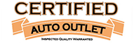 Certified Auto Outlet Logo
