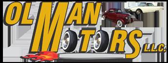Ol Man Motors LLC Logo