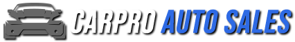 CARPRO Auto Sales Logo