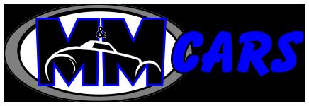 M & M Cars Logo