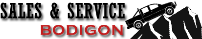 Bodigon Sales Logo