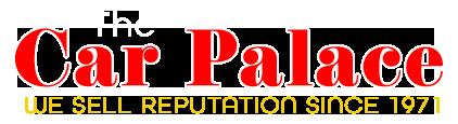 The Car Palace Inc. Logo