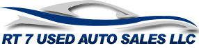 RT 7 Used Auto Sales LLC Logo
