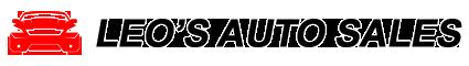 Leo's Auto Sales Logo