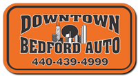 Downtown Bedford Auto Logo