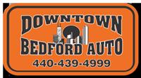 Downtown Bedford Auto Logo
