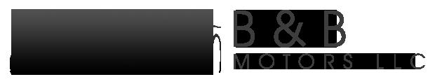 B&B Motors LLC Logo