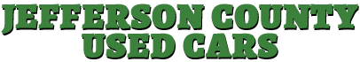 Jefferson County Used Cars Logo