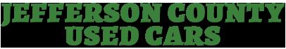 Jefferson County Used Cars Logo