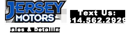 Jersey Motors Logo
