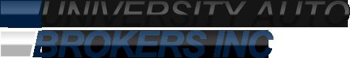 University Auto Brokers Inc Logo