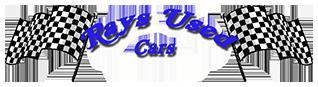 Rays Used Cars Logo