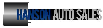 Hanson Auto Sales Logo