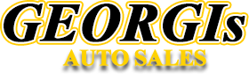 Georgis Auto Sales Logo