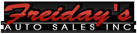 Freiday's Auto Sales Inc Logo