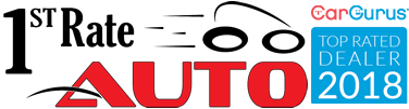 My 1st Rate Auto Logo