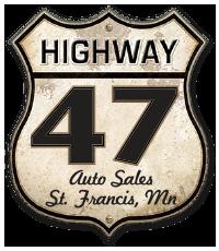Hwy 47 Auto Sales Logo