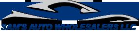 Sam's Auto Wholesalers LLC Logo