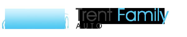 Trent Family Auto Logo