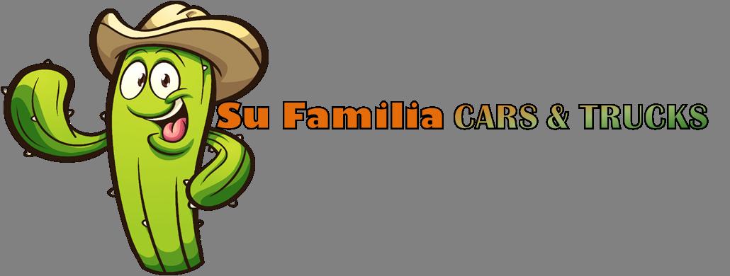 Su Familia Cars & Trucks Logo