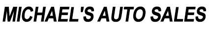 Michael's Auto Sales Logo
