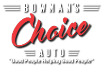 Bowman's Choice Auto Logo