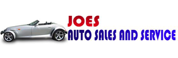 Joes Auto Sales and Service Logo