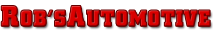 Rob's Automotive Logo