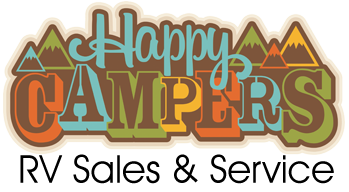 Happy Campers RV Sales & Service Logo
