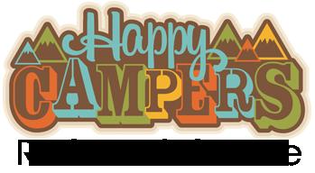 Happy Campers RV Sales & Service Logo