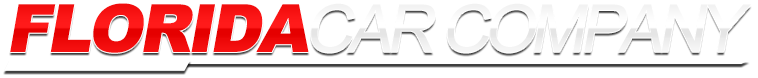 Florida Car Company Logo