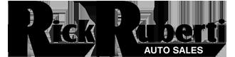 Rick Ruberti Auto Sales Logo