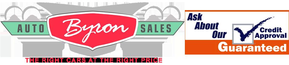 Byron Auto Sales Logo