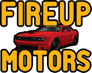 Fire Up Motors Logo