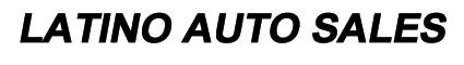 Latino Auto Sales  Logo