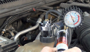 Inspect Cooling System Operation